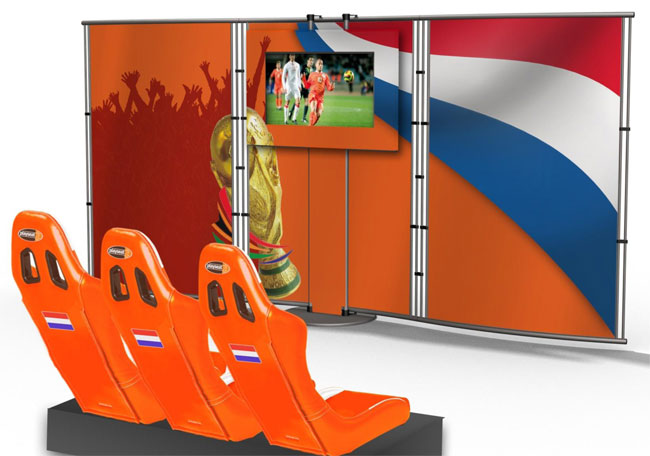 Display system Holland