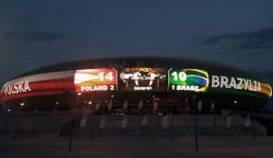 Krakow Arena  -  0